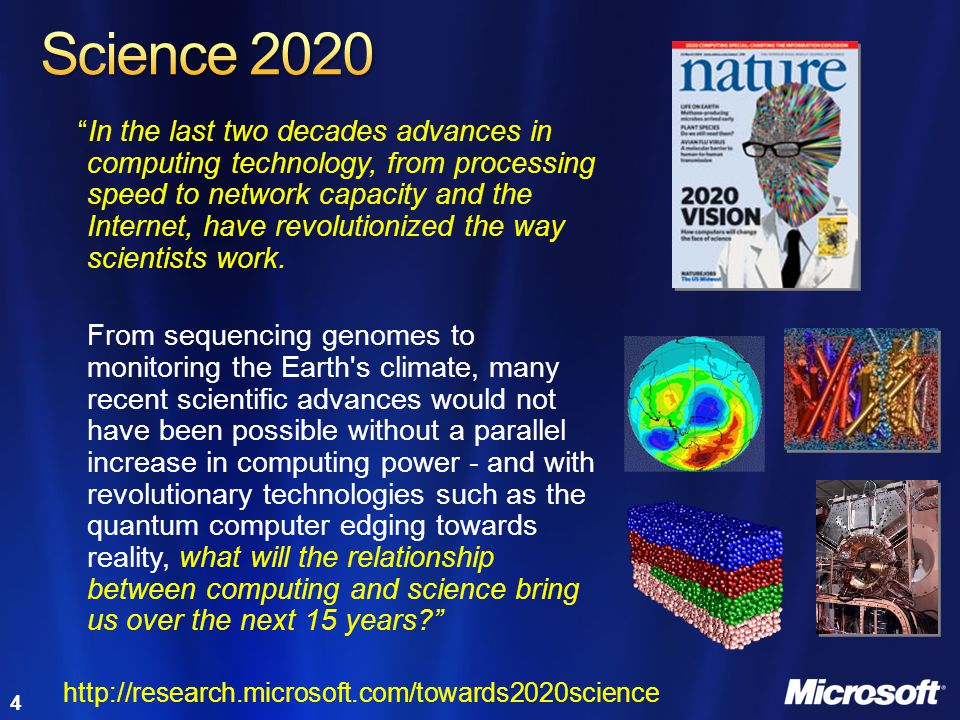 Science 2020