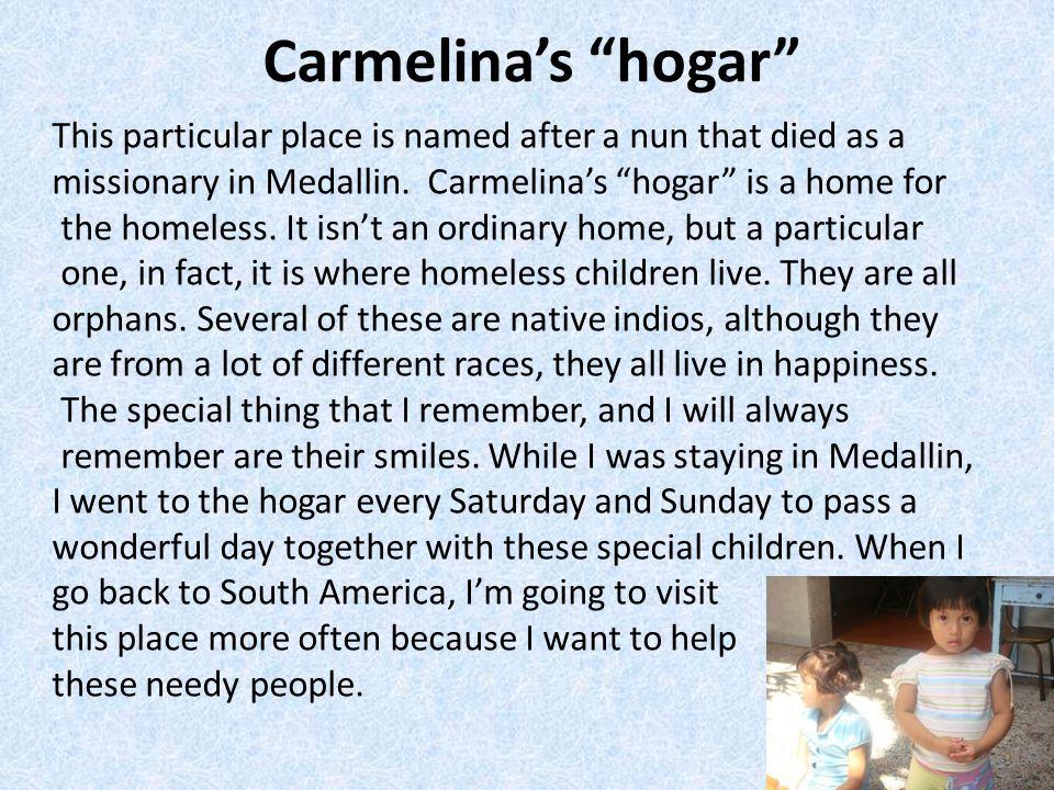 Carmelina's hogar