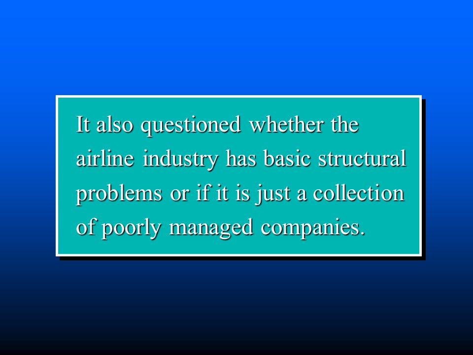 It also questioned whether the