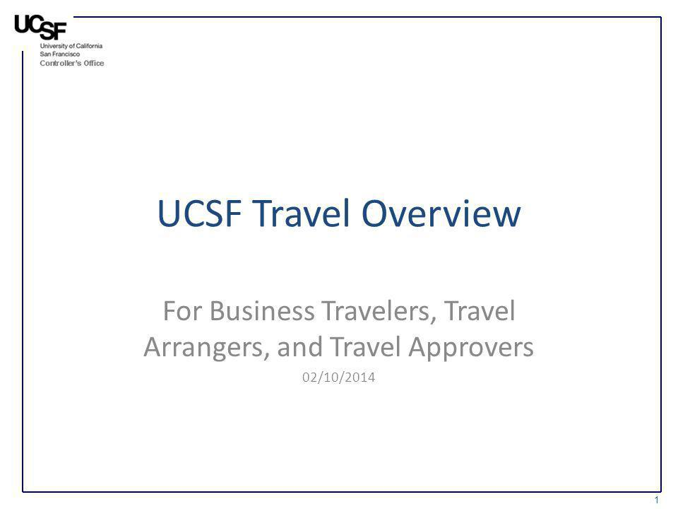For Business Travelers, Travel Arrangers, and Travel Approvers