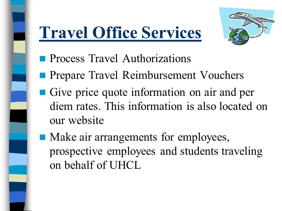 Travel Office Services