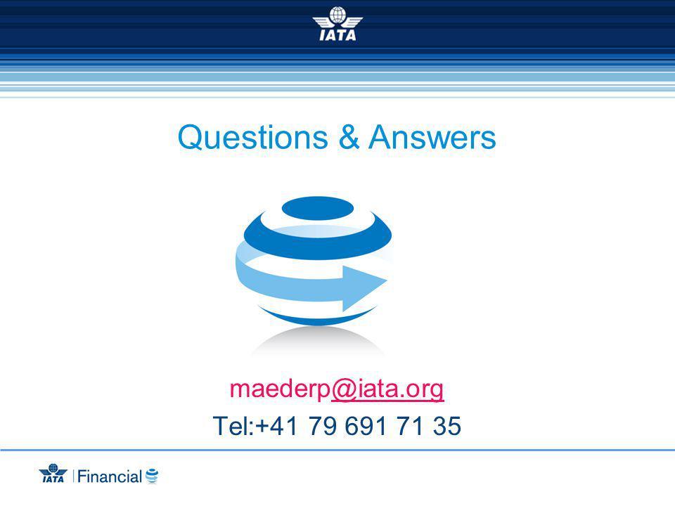maederp@iata.org Tel:+41 79 691 71 35