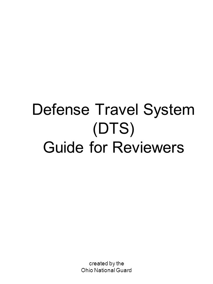 Pre-Travel Authorization Checklist for Reviewing Officials