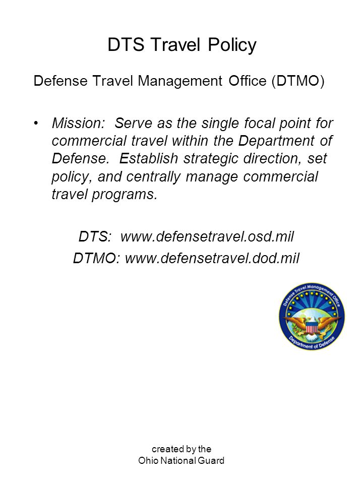 Defense Travel System DTS Guide for Reviewers ppt download – Dts Travel Worksheet
