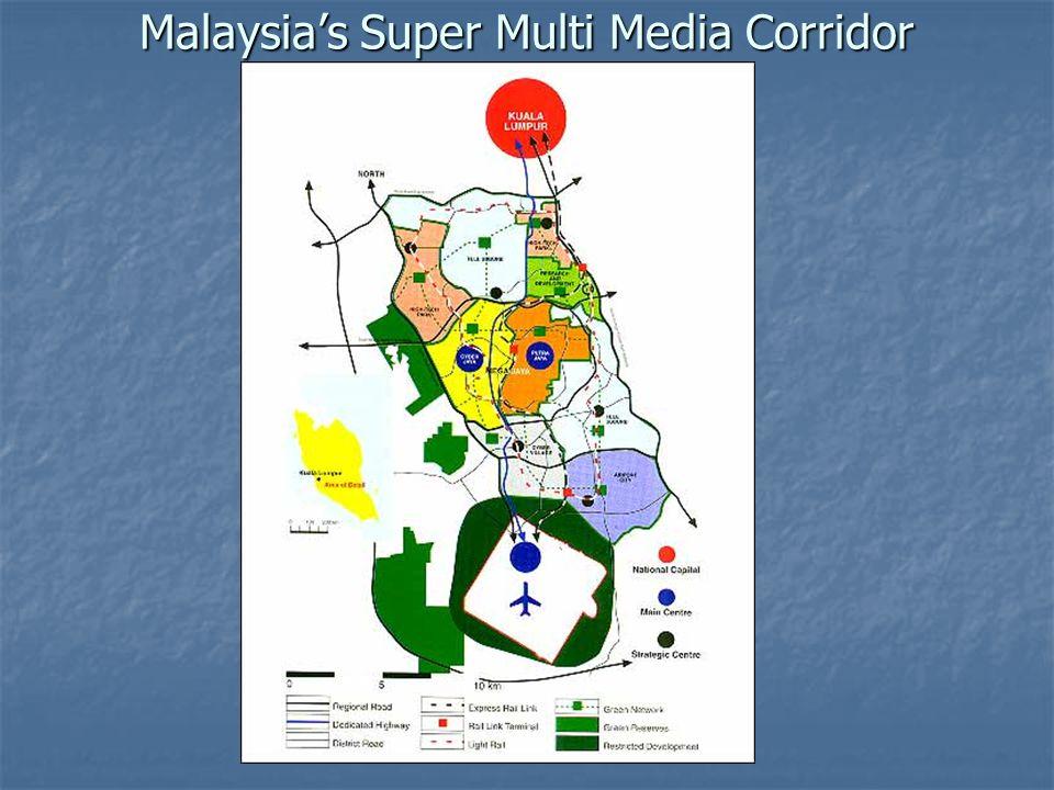 Malaysia's Super Multi Media Corridor