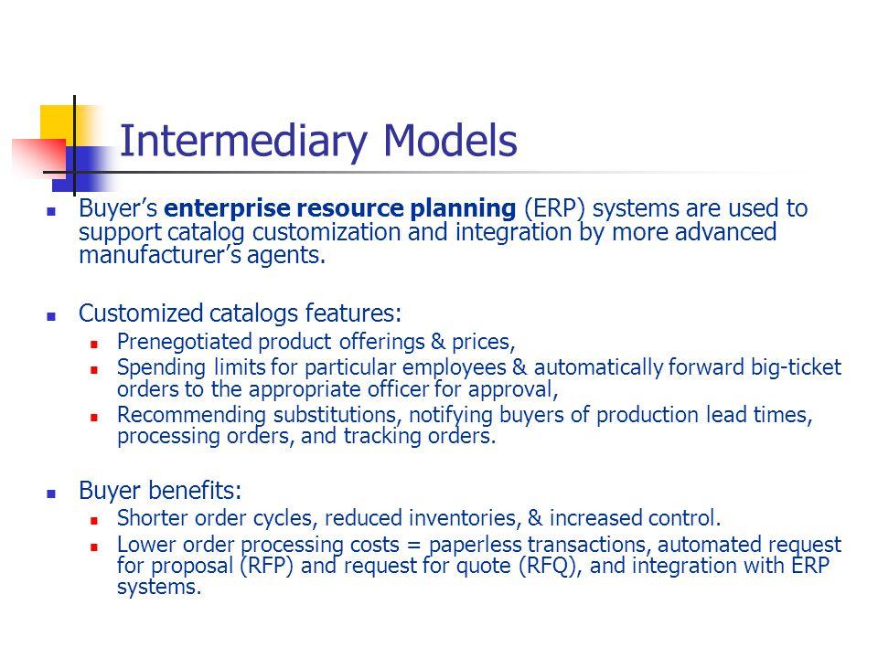 Intermediary Models