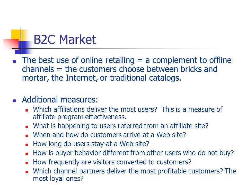 B2C Market