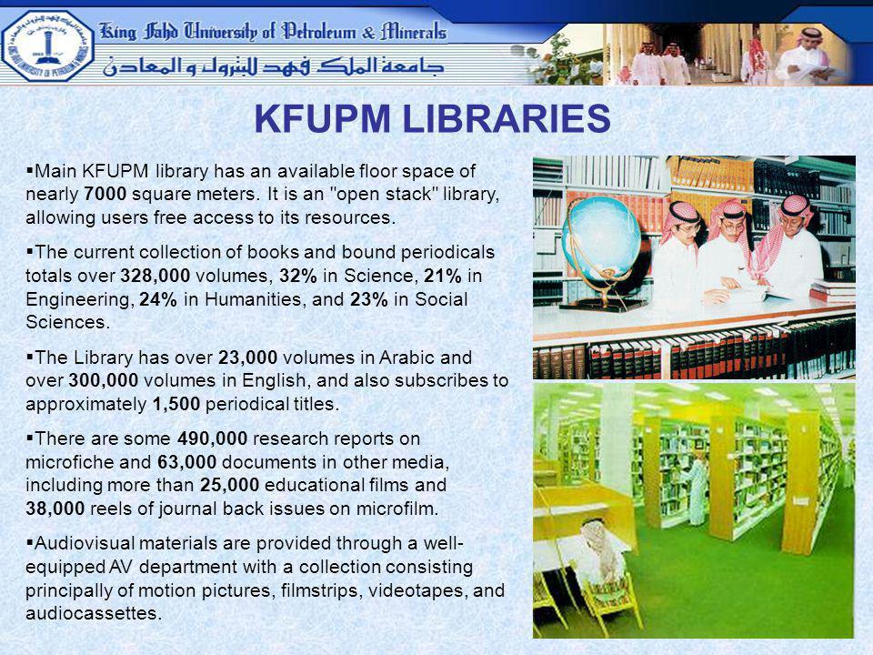KFUPM LIBRARIES