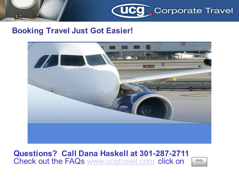 Booking Travel Just Got Easier!