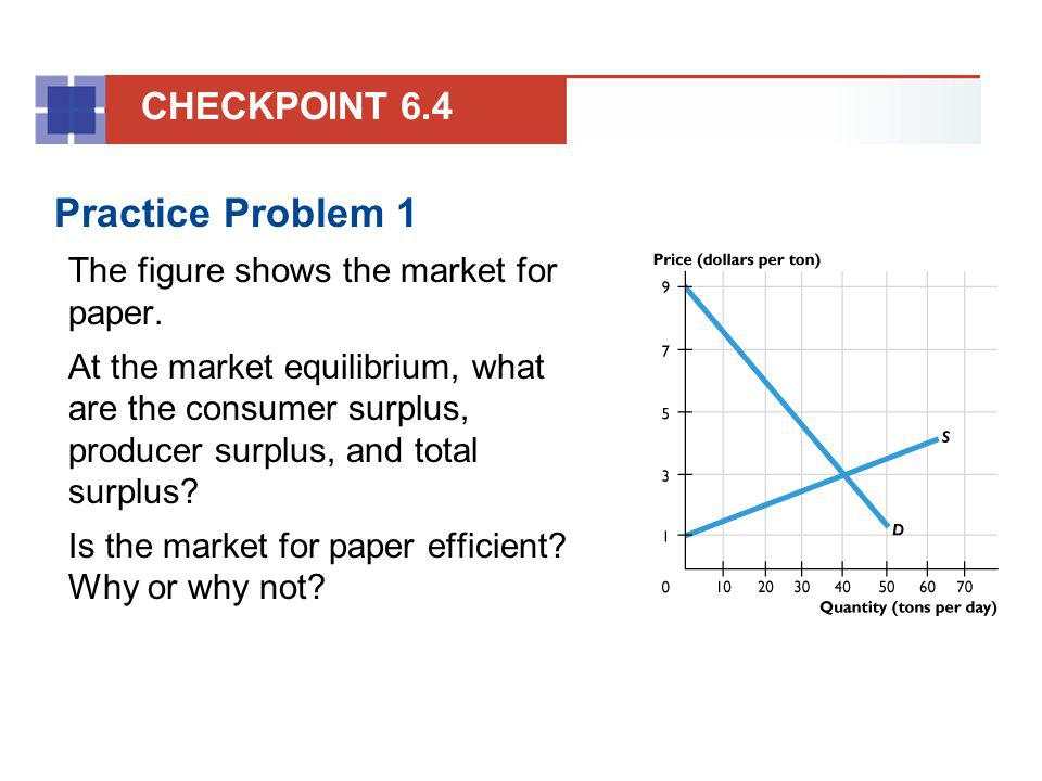 Practice Problem 1 CHECKPOINT 6.4