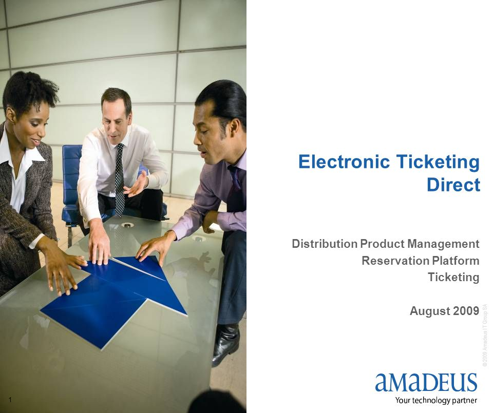 Electronic Ticketing Direct