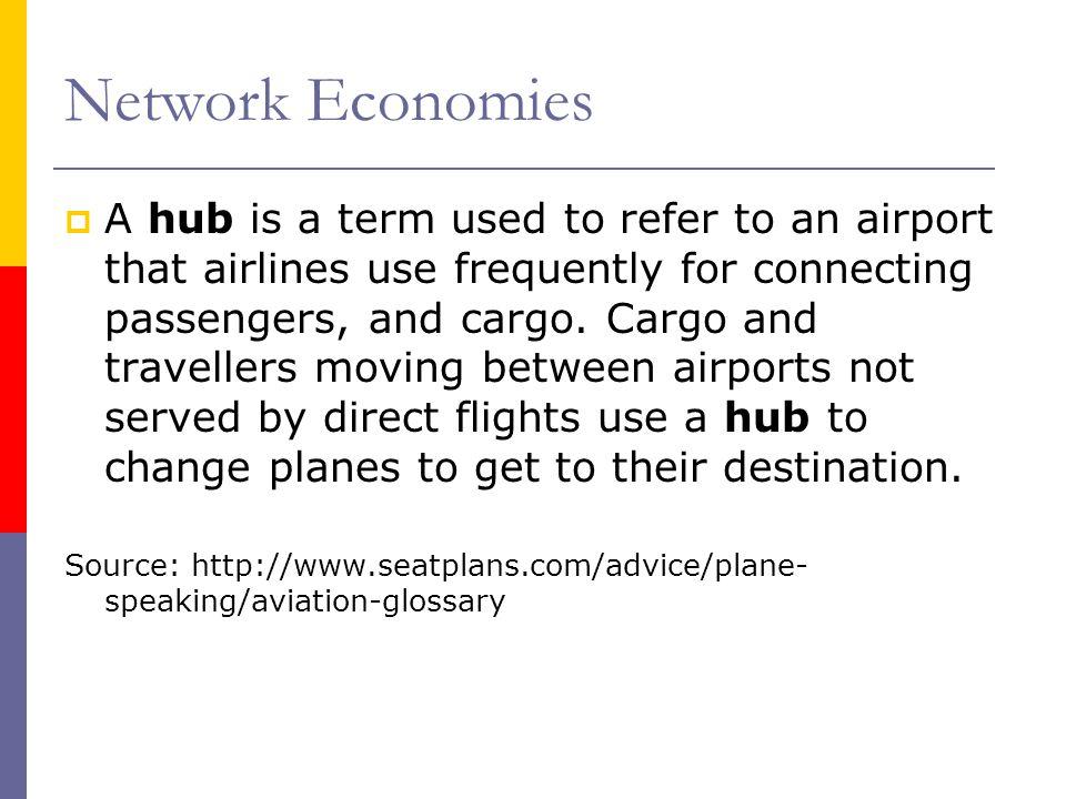 Network Economies