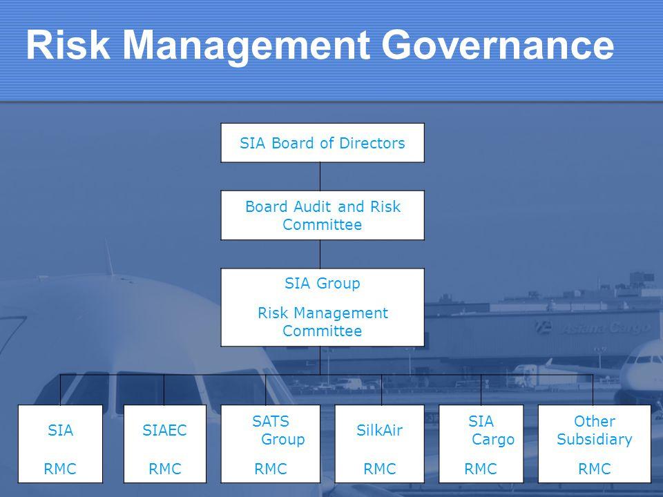 Risk Management Governance