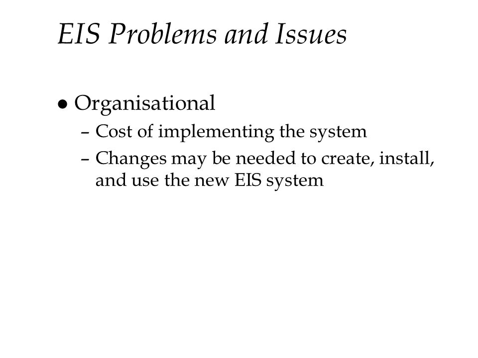 Chapter 5: Information Systems Design