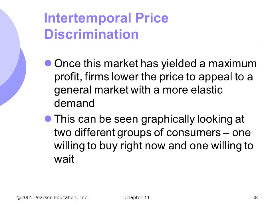 Intertemporal Price Discrimination