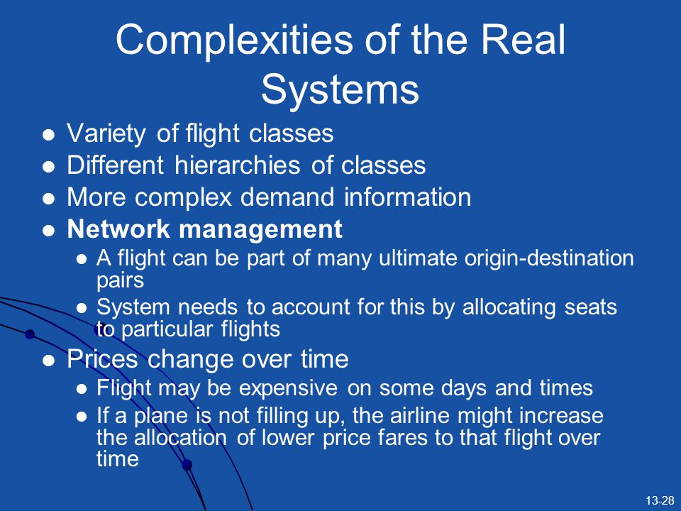 Complexities of the Real Systems