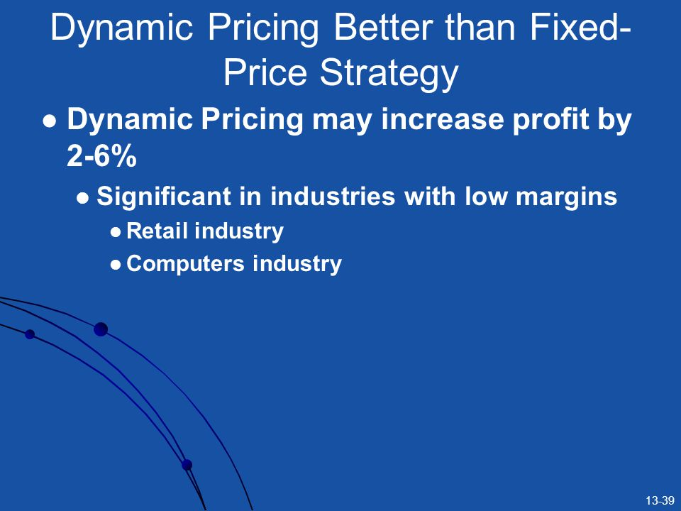 Dynamic Pricing Better than Fixed-Price Strategy