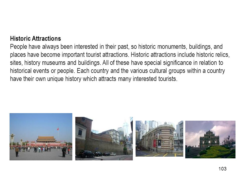 Historic Attractions