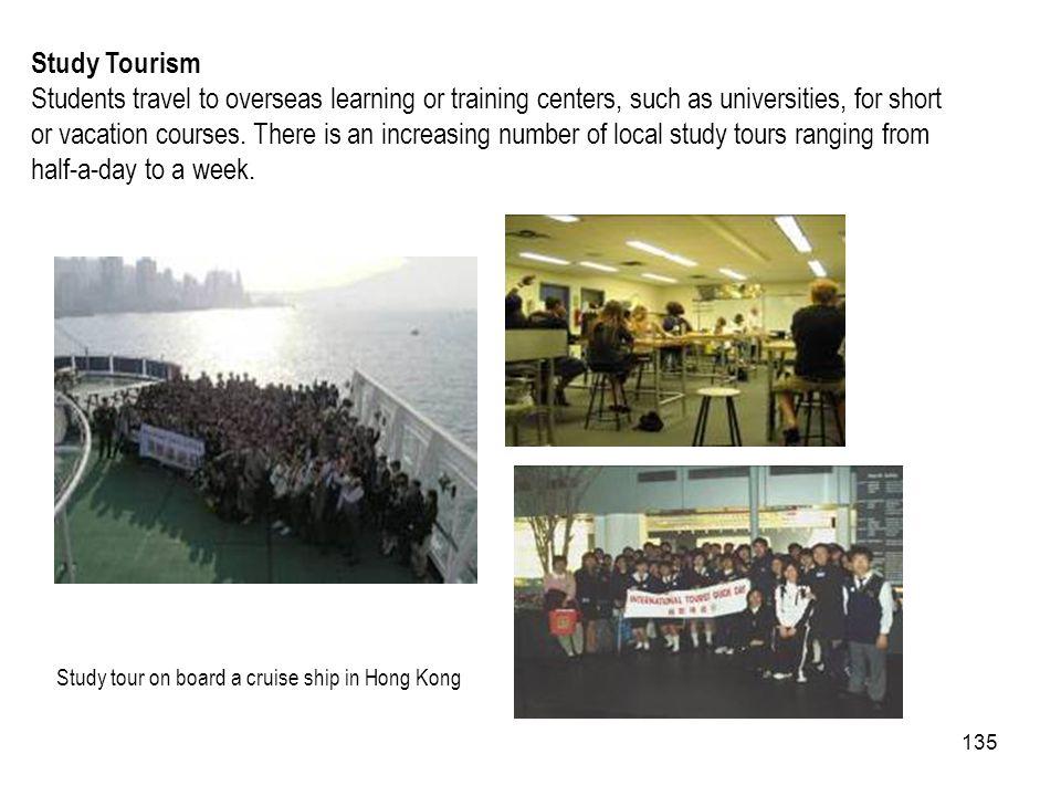 Study Tourism