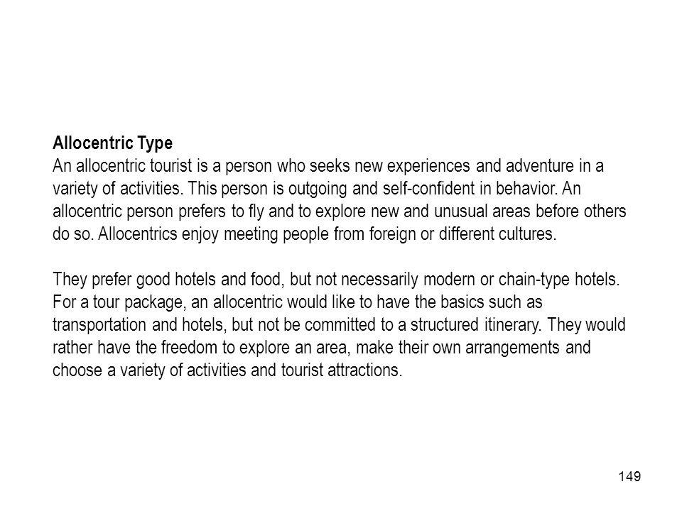 Allocentric Type