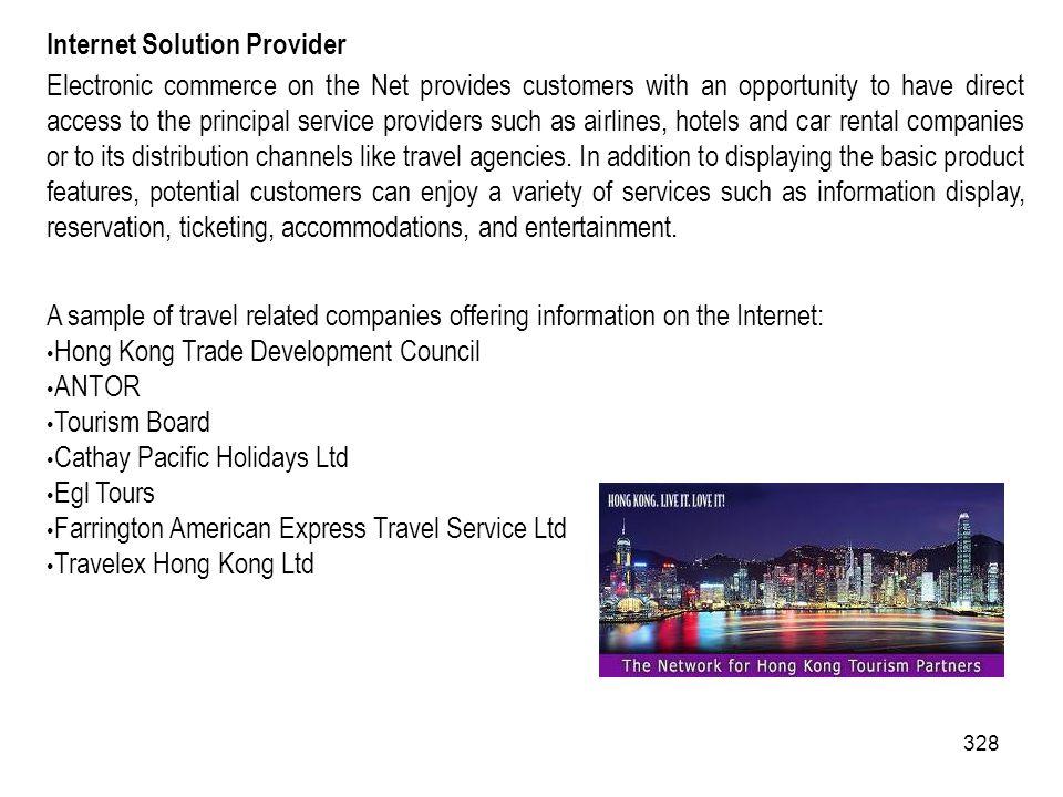 Internet Solution Provider