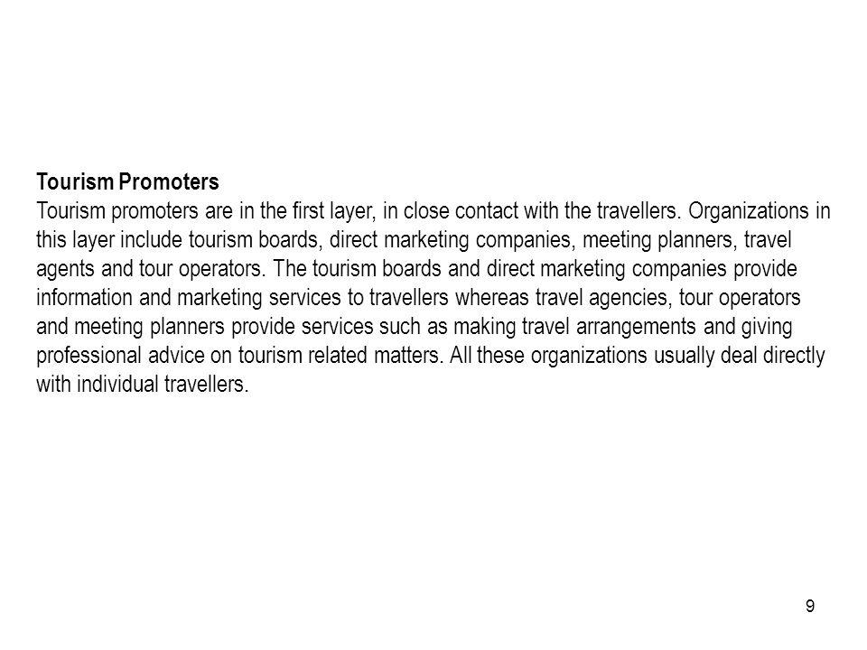 Tourism Promoters