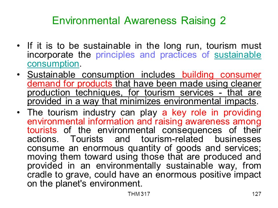 Environmental Awareness Raising 2