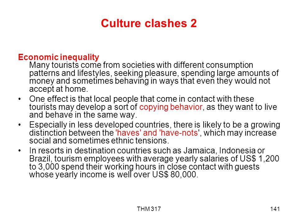 Culture clashes 2