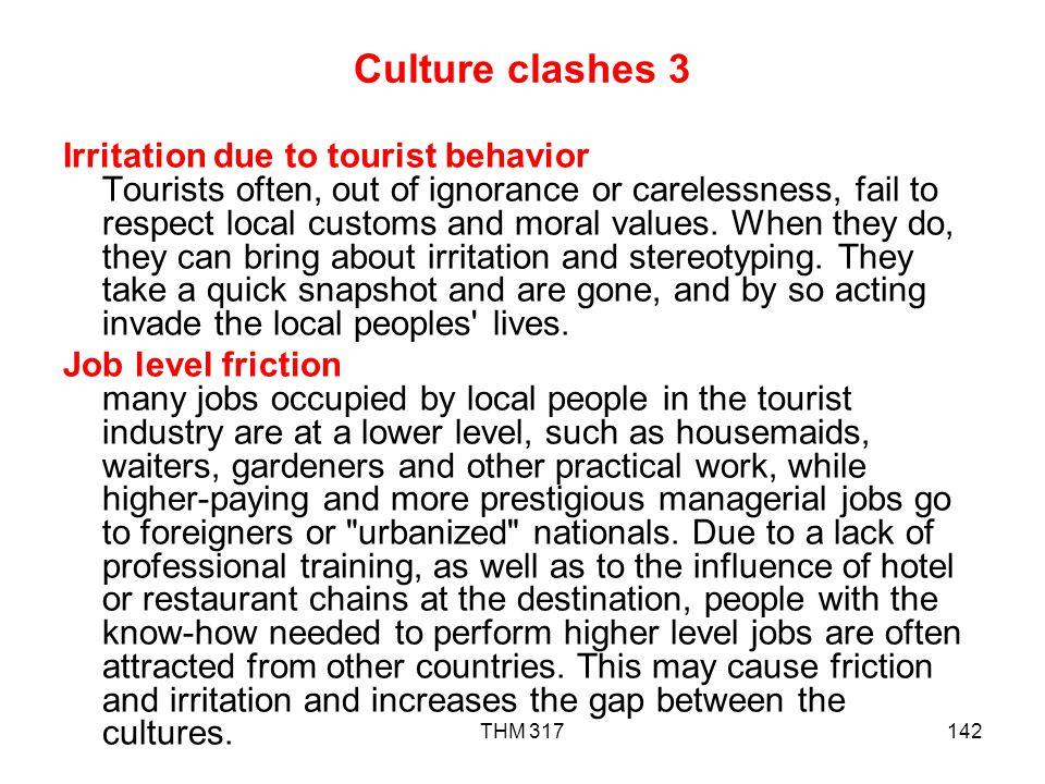 Culture clashes 3