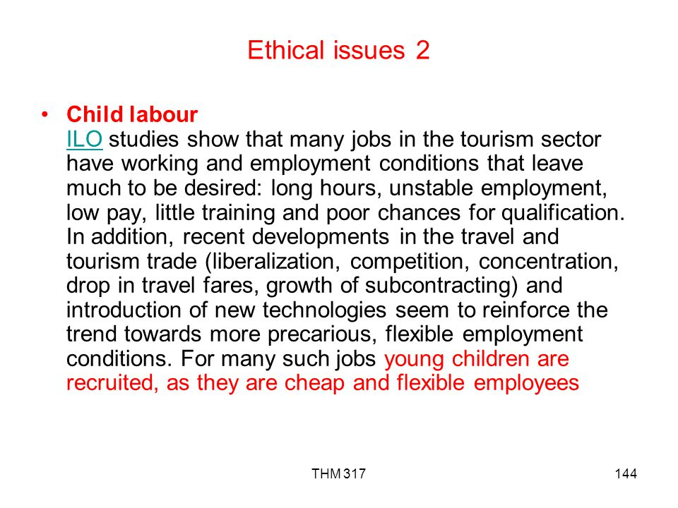 Ethical issues 2