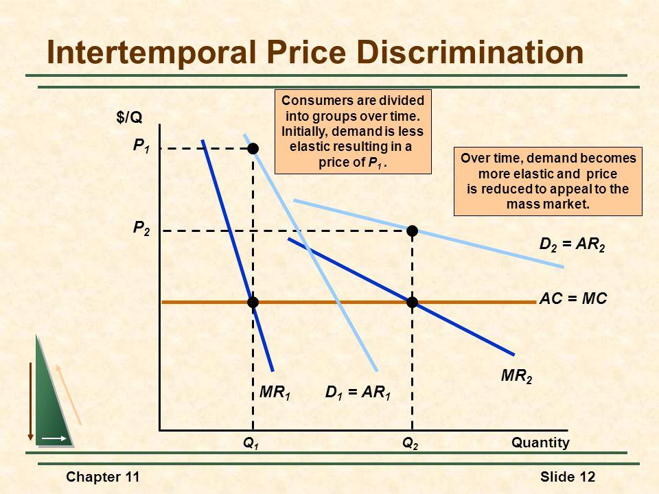 Intertemporal Price Discrimination