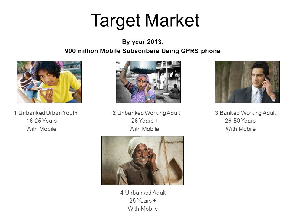 900 million Mobile Subscribers Using GPRS phone