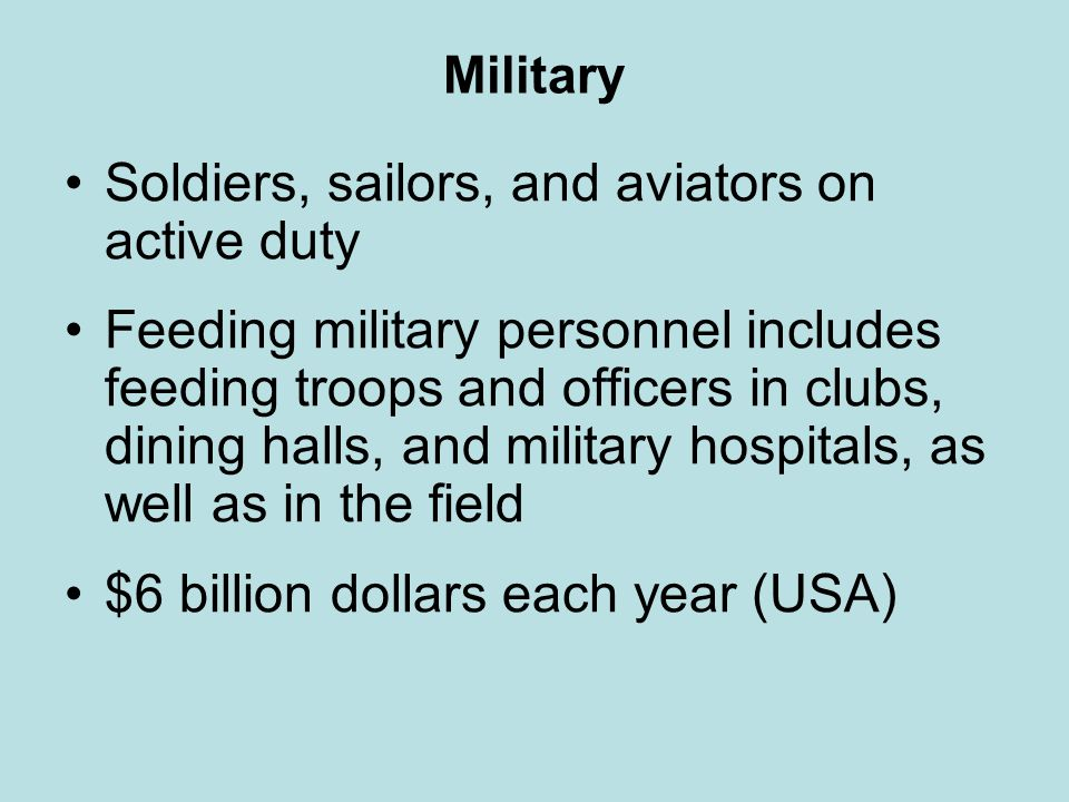 Soldiers, sailors, and aviators on active duty