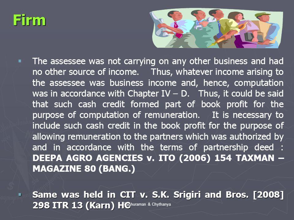 Raghuraman & Chythanya