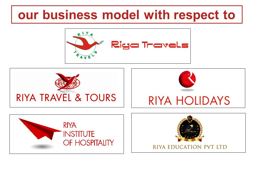 our business model with respect to