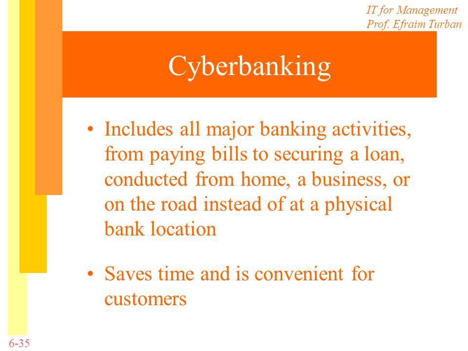 Cyberbanking