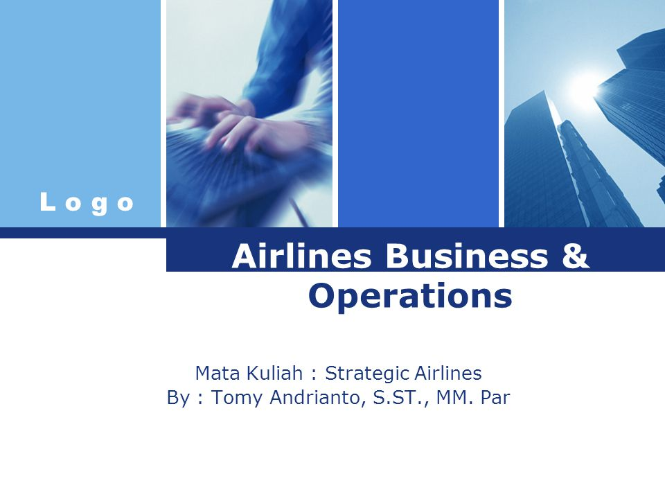 Airlines Business & Operations