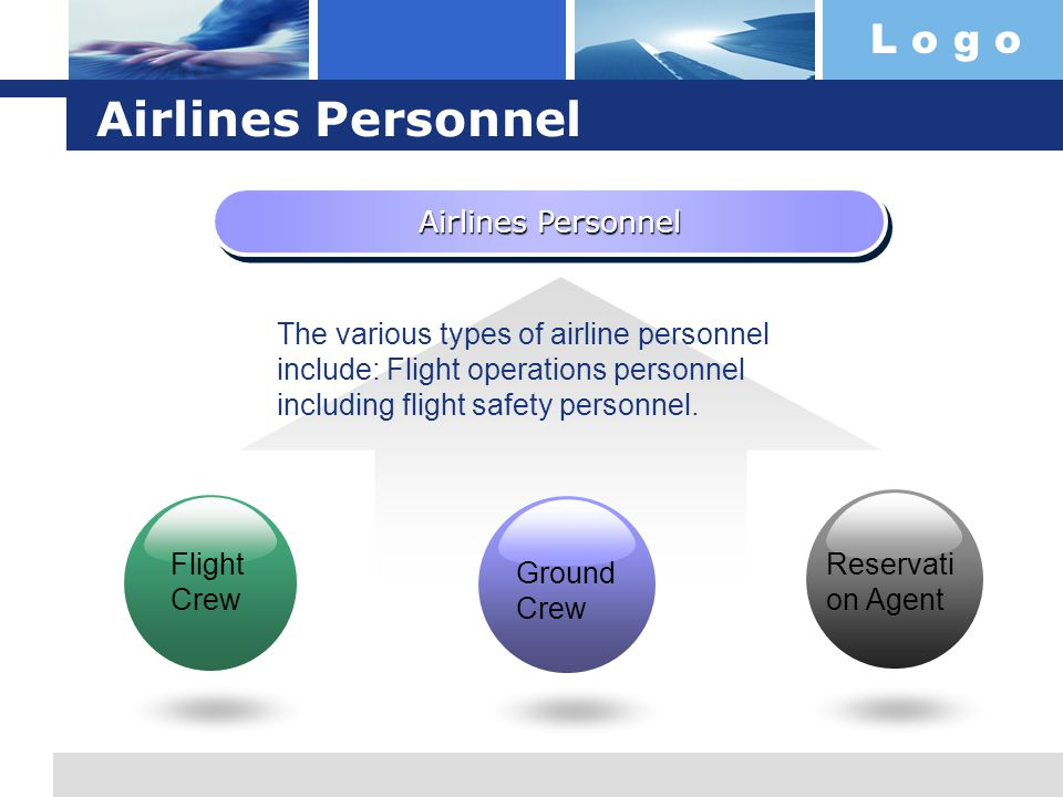 Airlines Personnel Airlines Personnel