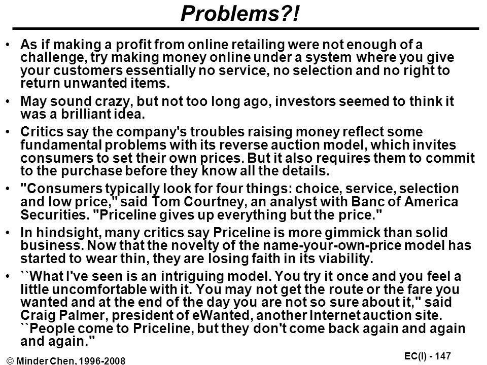 Problems !