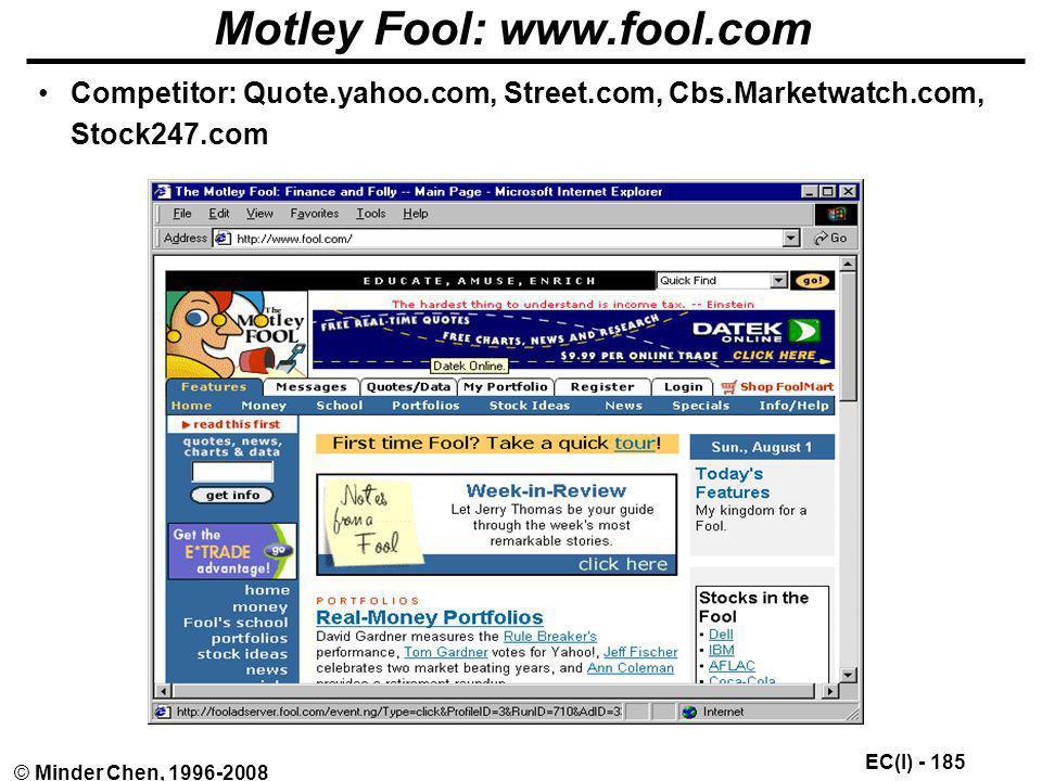 Motley Fool: www.fool.com