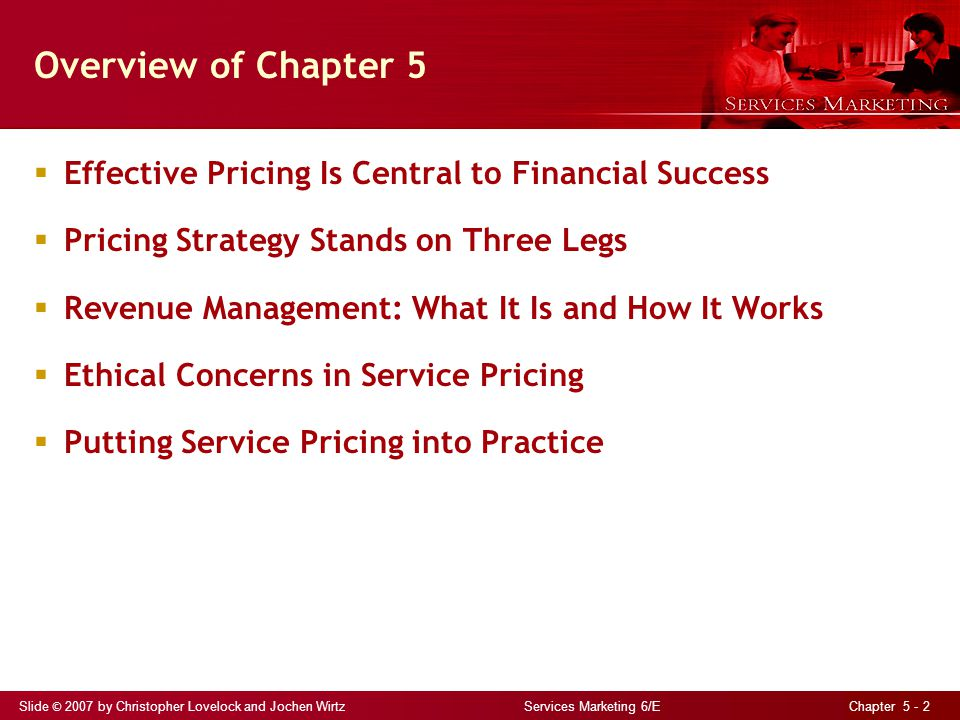 Overview of Chapter 5 Effective Pricing Is Central to Financial Success. Pricing Strategy Stands on Three Legs.