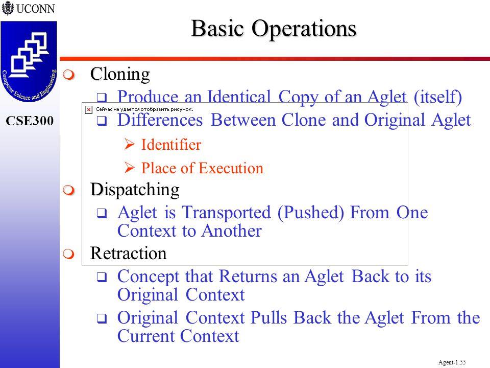 Basic Operations Cloning