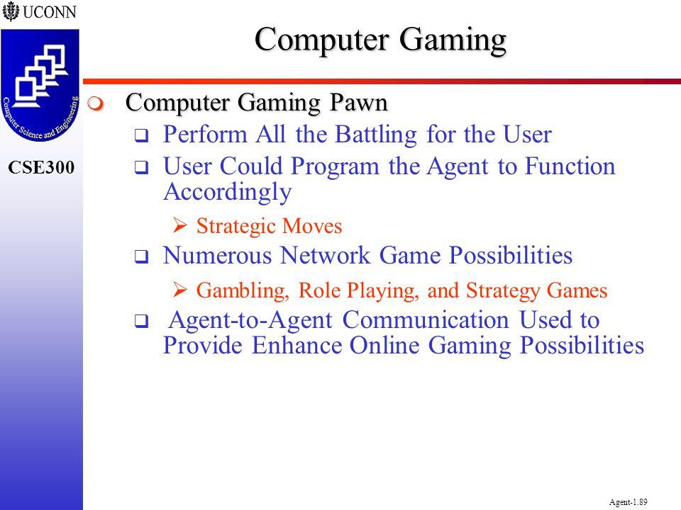 Computer Gaming Computer Gaming Pawn