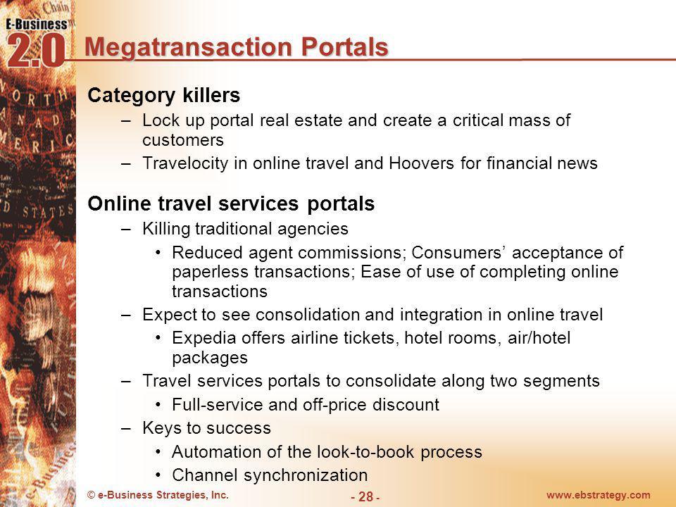 Megatransaction Portals