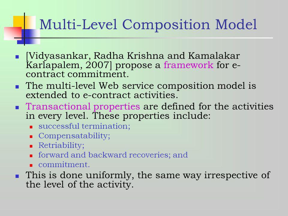 Multi-Level Composition Model