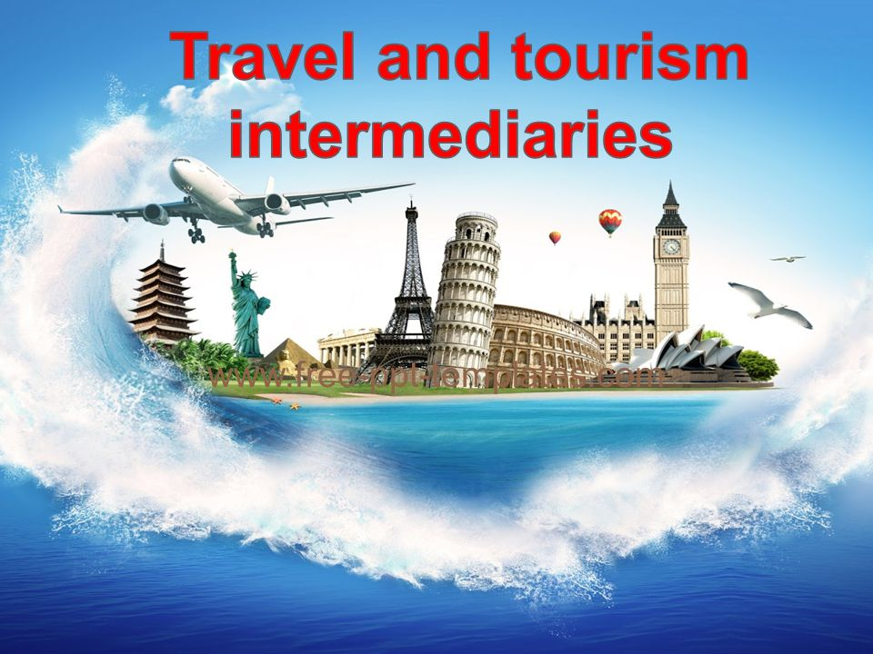 travel and tourism intermediaries - ppt video online download, Powerpoint templates