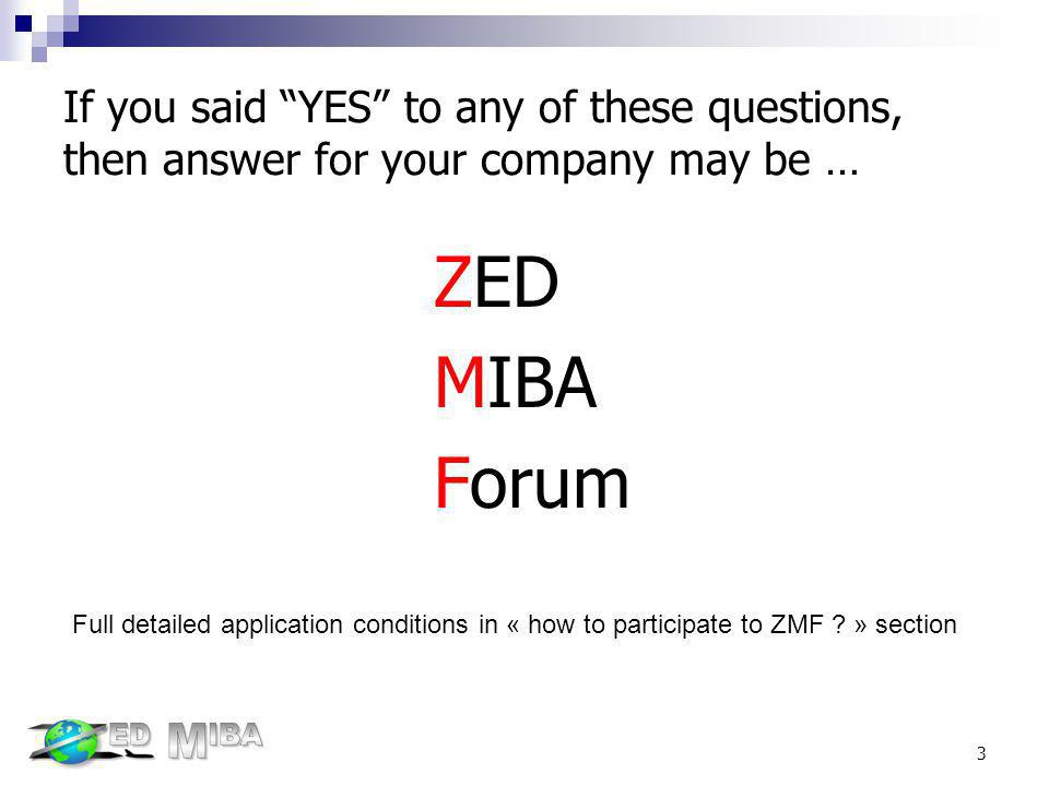If you said YES to any of these questions, then answer for your company may be …