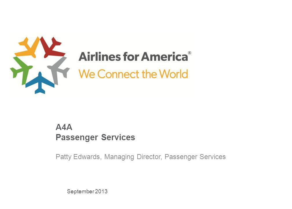 Airlines for America About A4A