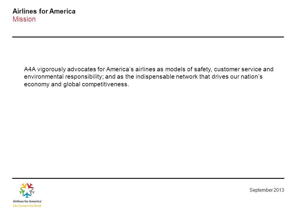 National Airline Policy