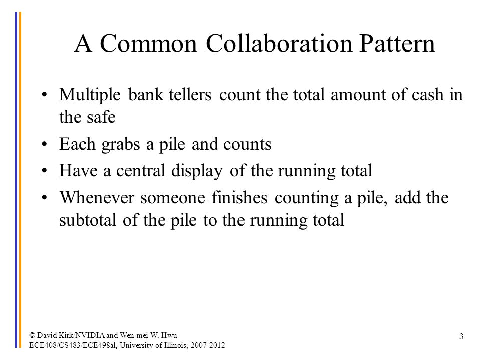 A Common Collaboration Pattern